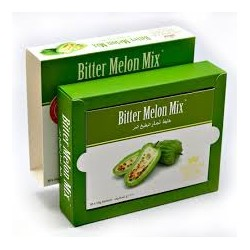 Diabetic Bitter Melon Mix (With Honey) 30 sachets