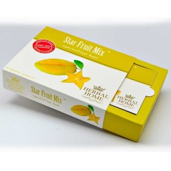 Relaxation and Sleep   Star Fruit Mix (With Honey) 30 sachets