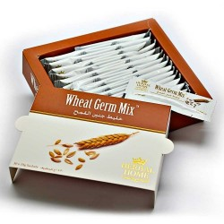 Slimming Wheat Germ Mix (With Honey)