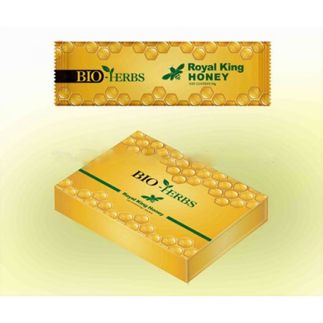 Royal king Honey Bio-Herbs...