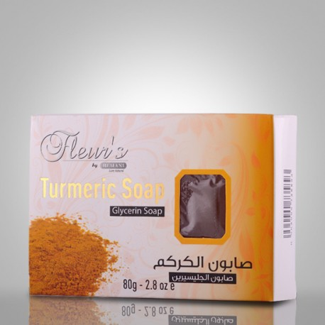 Turmeric Soap Transparent