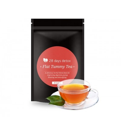 28 days flat Tummy tea