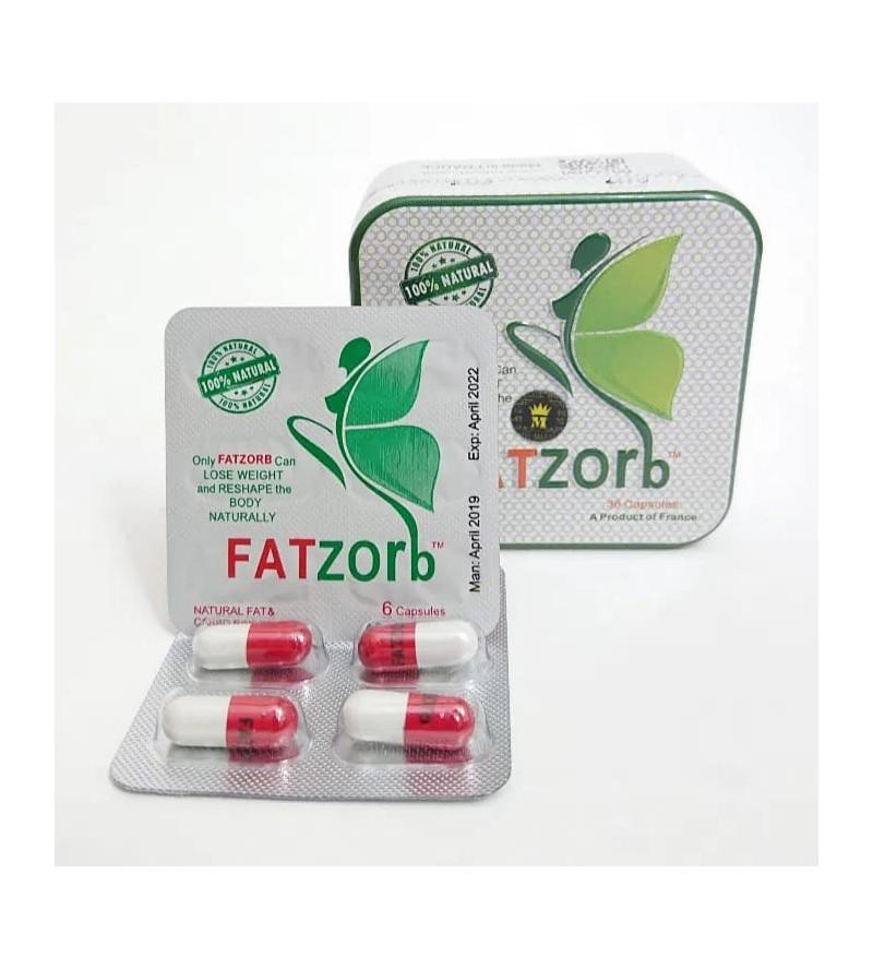 Fatzorb Fast Slimming Capsules