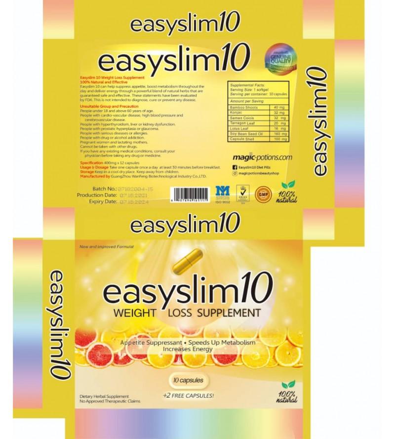Easy Slim 10